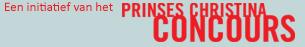 Een initiatief van het Prinses Christinaconcours